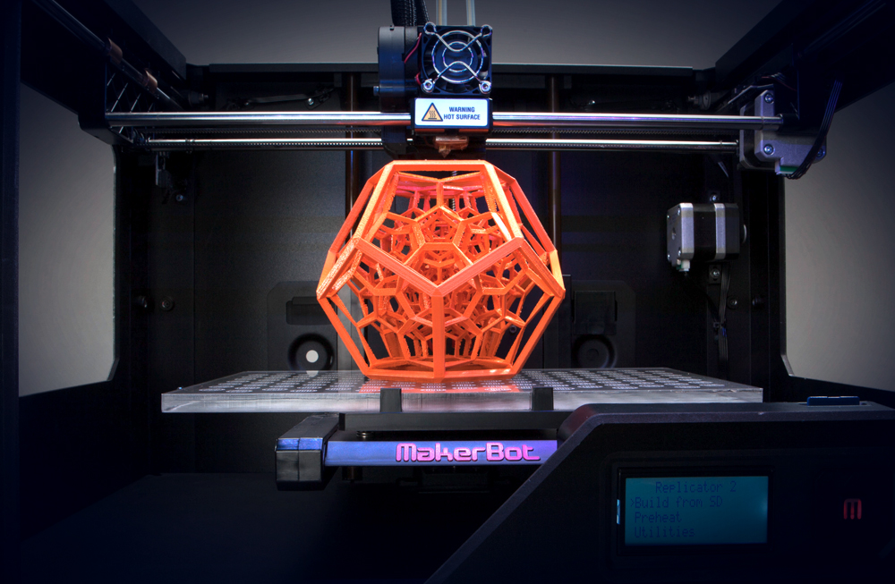 10 Innovative 3D Printing Applications