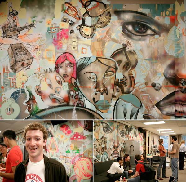 Facebook HQ - Palo Alto, California