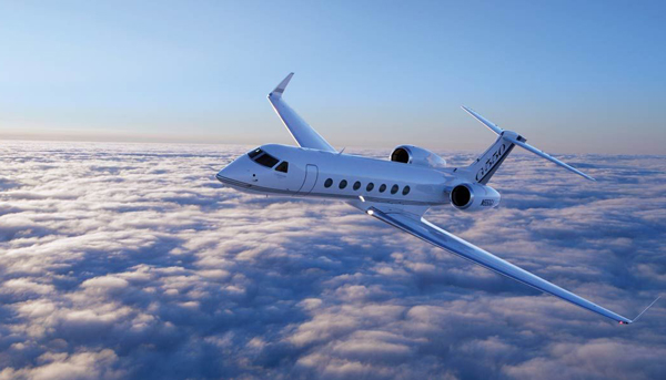 10 Spectacular Private Jets Owned by Billionaire Businessmen