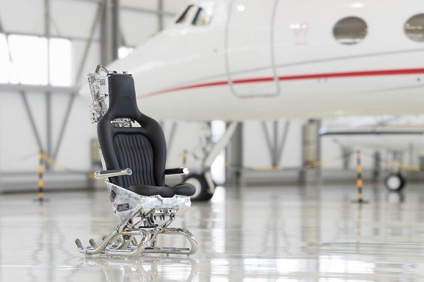 Mk3 Ejector Seat Black Leather