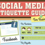 A Business Etiquette Guide For Social Media [Infographic]
