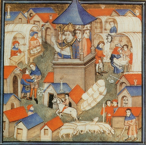 10 Entrepreneurs From The Middle Ages