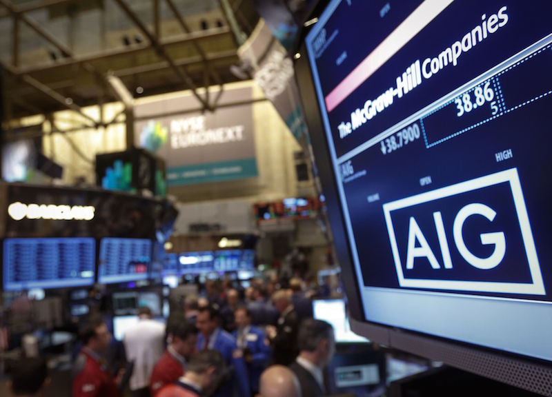 AIG Bailout and the US Government