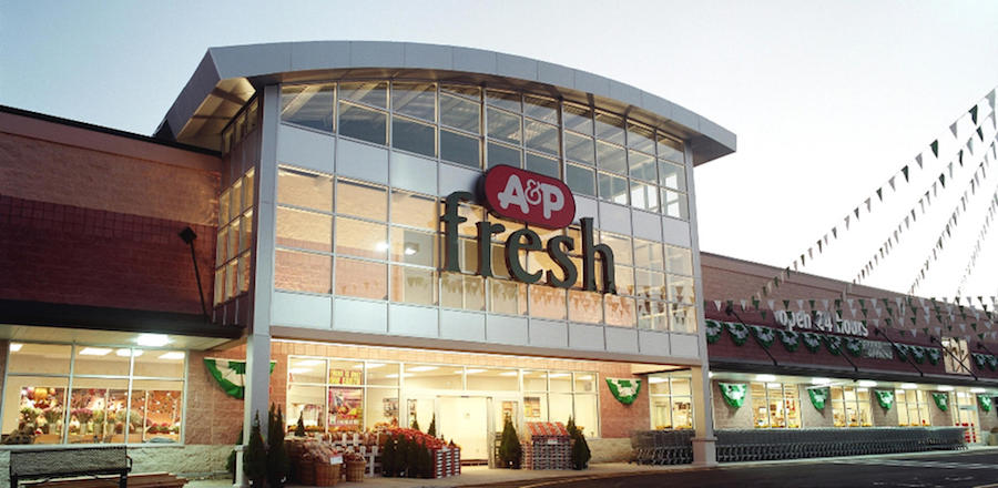 AP Grocery Chain Bankruptcy