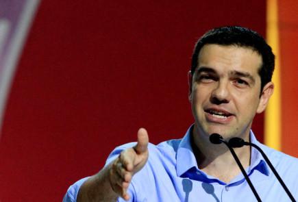 Alexis Tsipras - Failed Greece Bailout