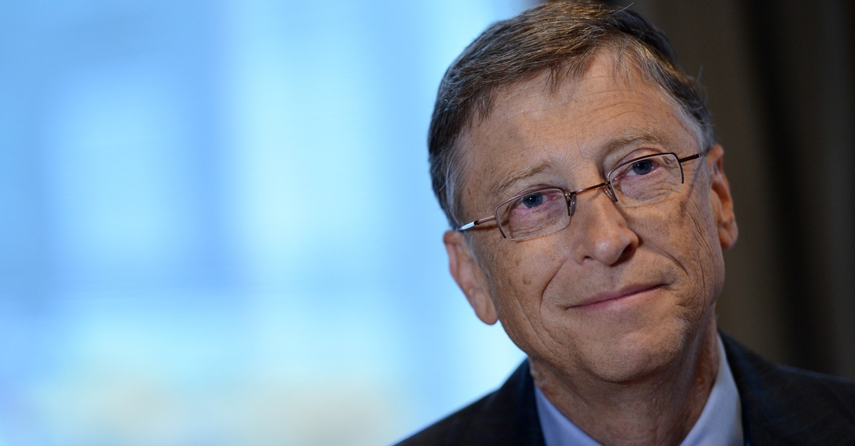 Bill Gates Will Invest $2 Billion In Renewable Energy Over Next Five Years
