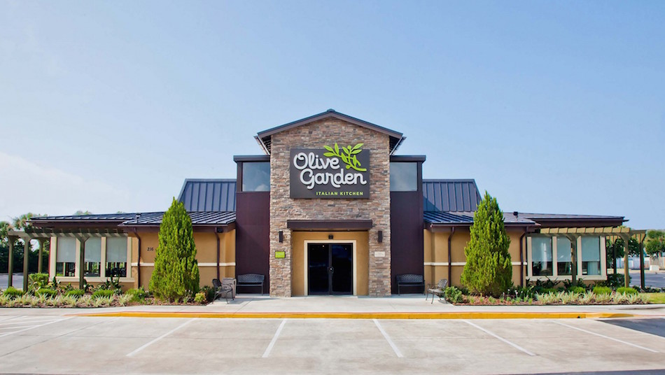 Olive Garden Employees and Public Assistance