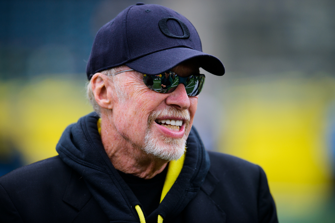 Phil Knight Stepping Down at Nike