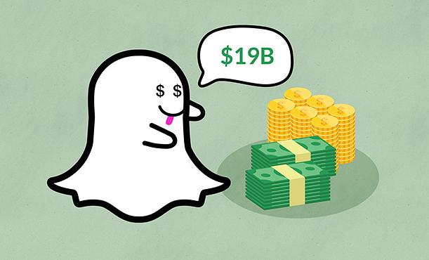 Snapchat Valuation