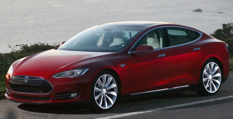 Tesla Model S Battery Swapping Technology