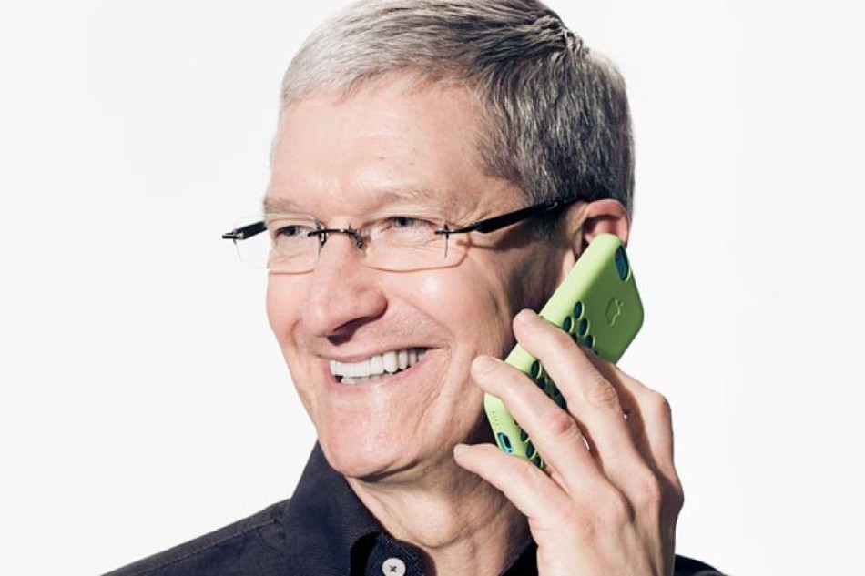 Tim Cook Privacy Concerns