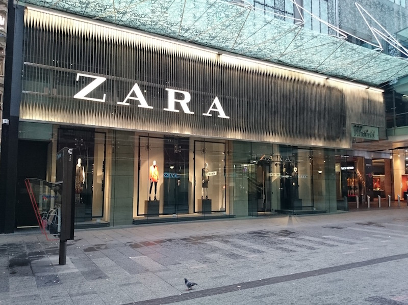 Zara Anti Semitism Lawsuit