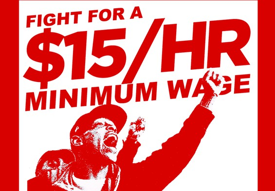 15 Dollar Per Hour Minimum Wage
