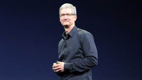Tim Cook Is 'Still Bullish' On Tablets Despite Sinking iPad Sales