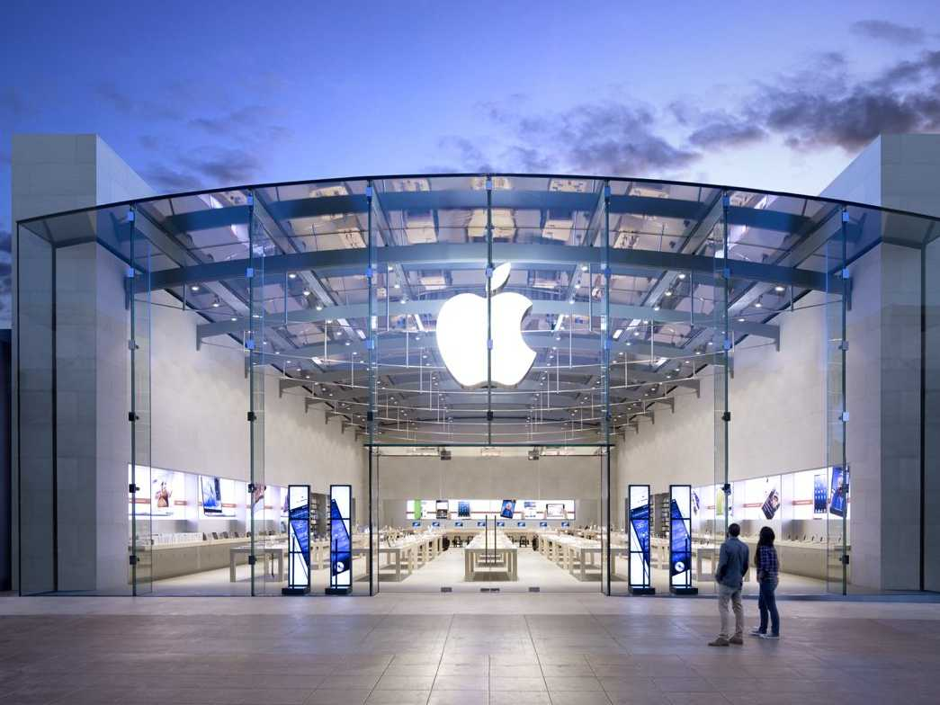 Apple Capital Expenditure Cuts