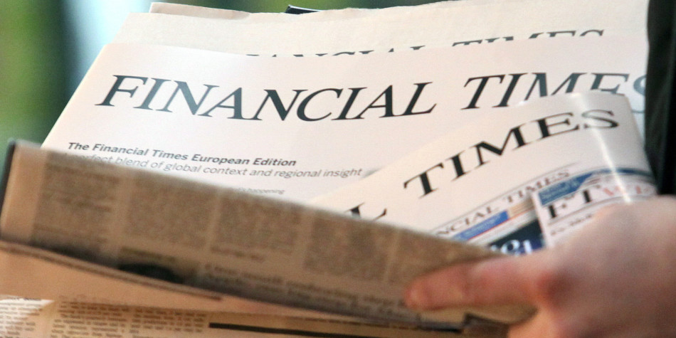 Financial Times purchased by Nikkei