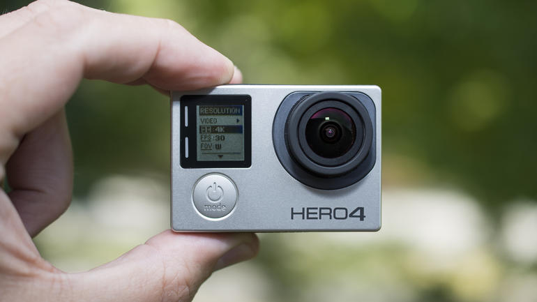 GoPro Hero4 and Q2 Revenue and Profits