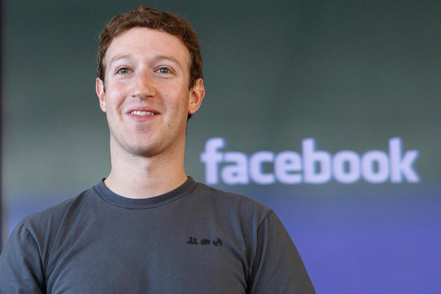 Mark Zuckerberg wants our brains to directly send Facebook Status updates