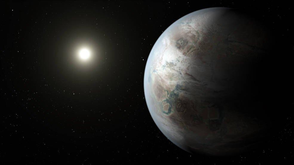 NASA Discovers Earth Like Planet
