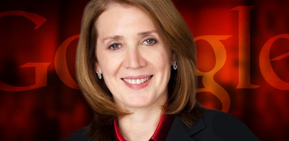 Ruth Porat and Google - A Love Story For Wall Street