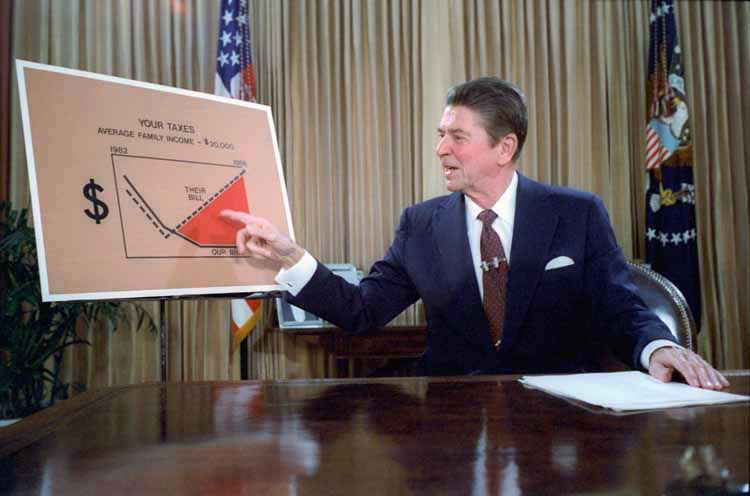 Trickle Down Economics and Income Disparity