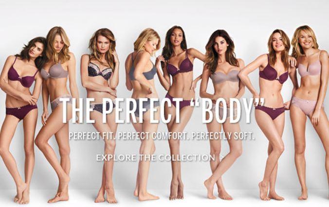 Victoria's Secret The Perfect Body