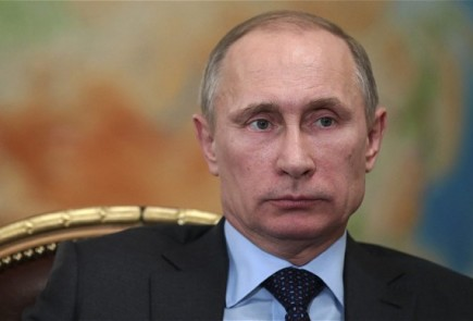 Vladimir Putin Slashes Government Jobs