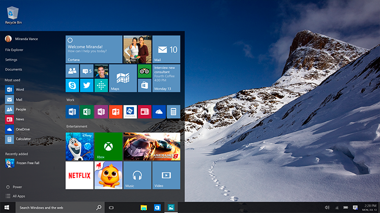 Windows 10 Releases Today