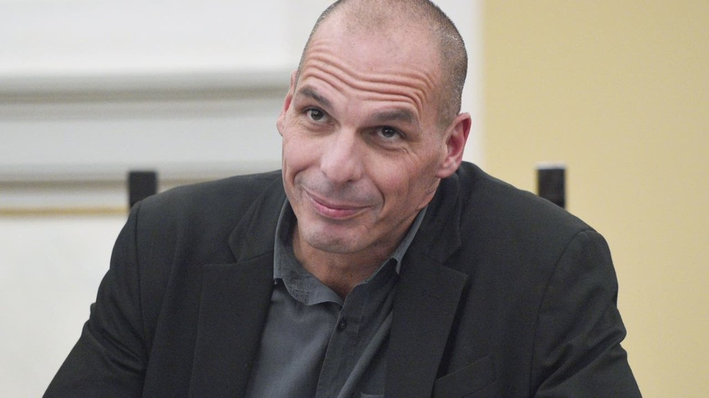 Yanis Varoufakis - Greece Finance Minister Resigns