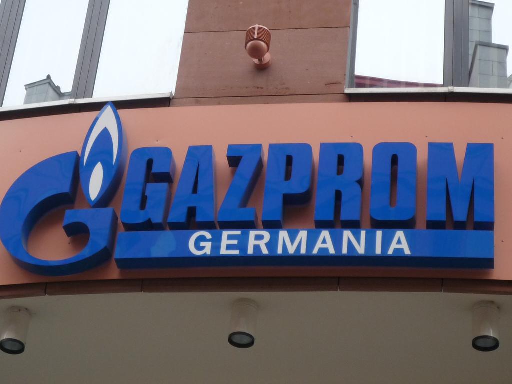 Russia Gazprom China