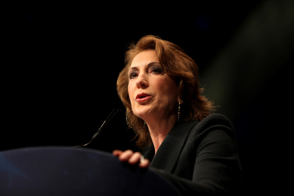 Carly Fiorina Business Record