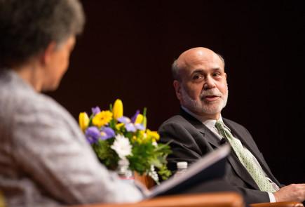 Ben Bernanke Veterans