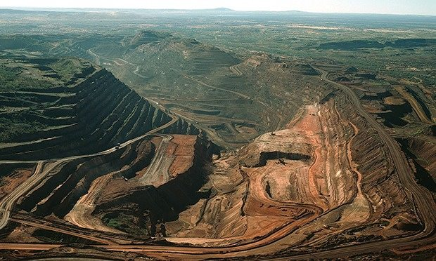 BHP Billiton Profits Cut by 8/10ths