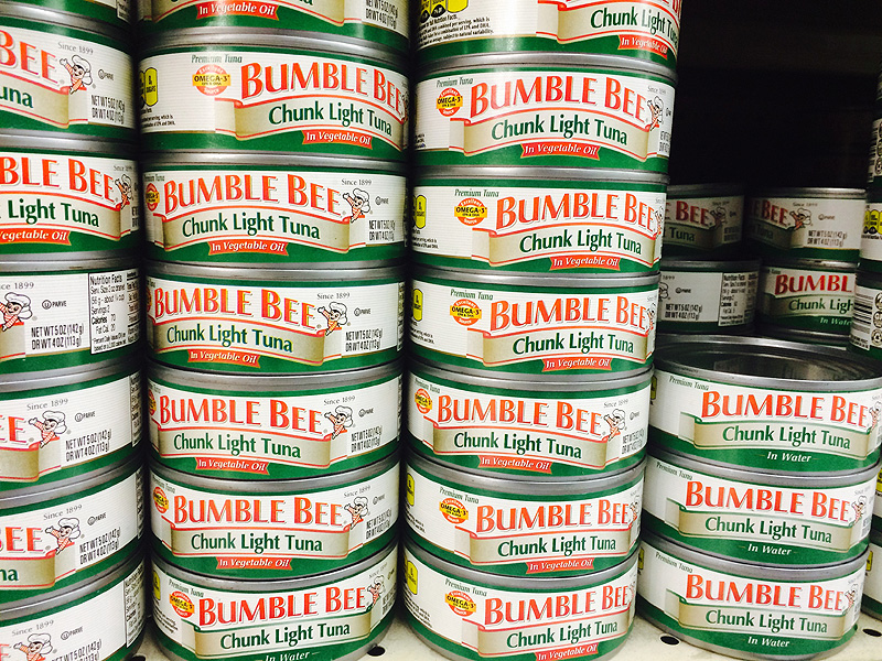Bumble Bee Foods and Worker Death Payout of Six Million Dollars