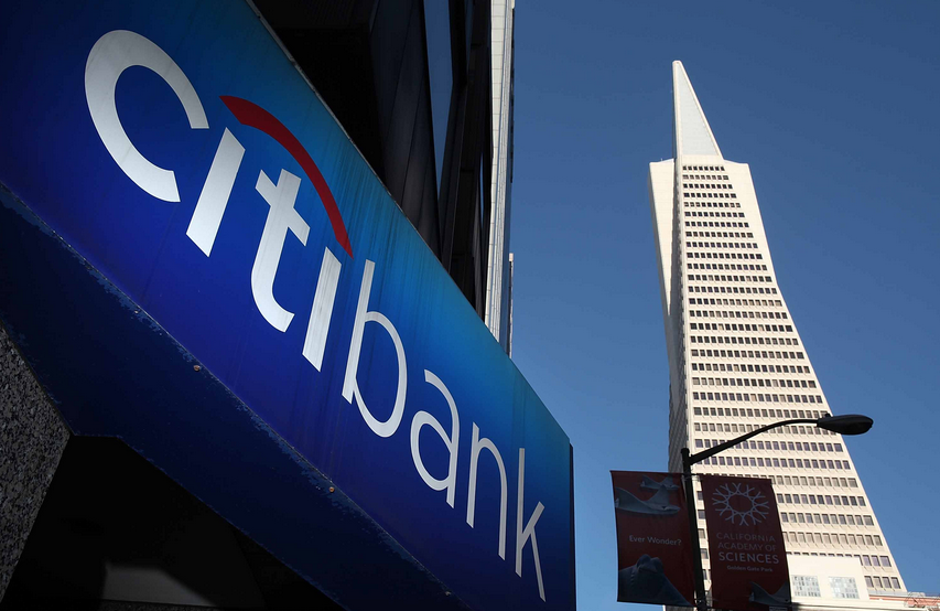 Citigroup Paying 15 million dollar fine