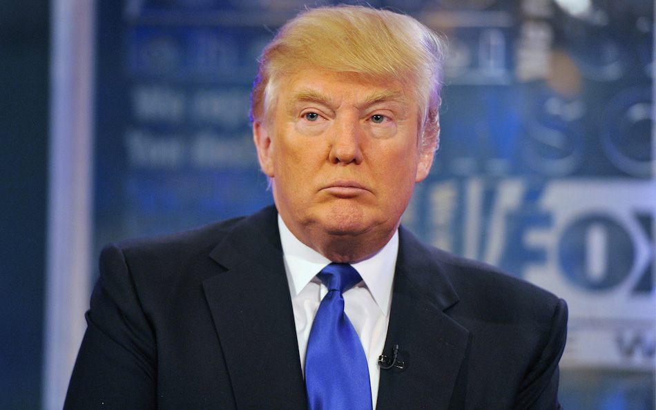 Donald Trump Twitter Rant