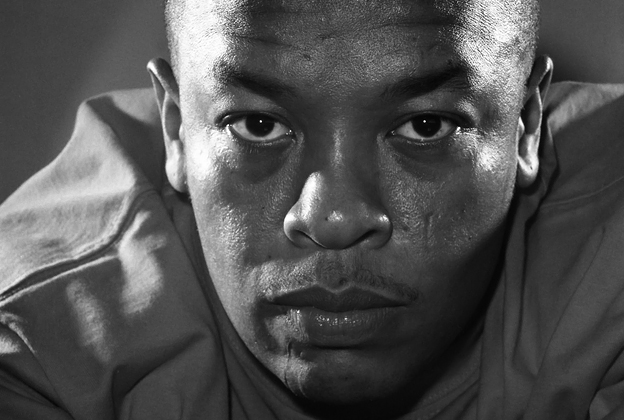 Dr Dre Compton Streams on Apple