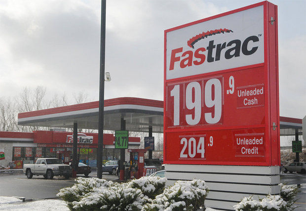 Gas Prices Continue To Drop In Winter Months