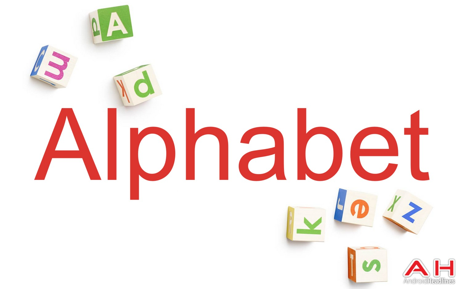 Google now a part of Alphabet Parent company