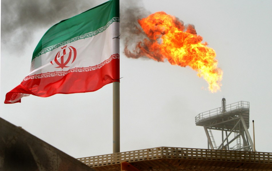 Iran Oil Shares