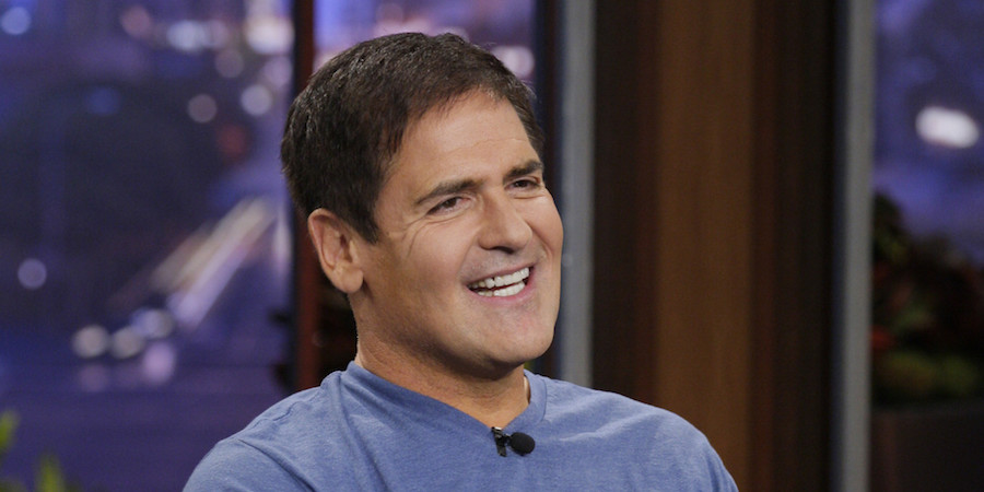 Mark Cuban and the stock market