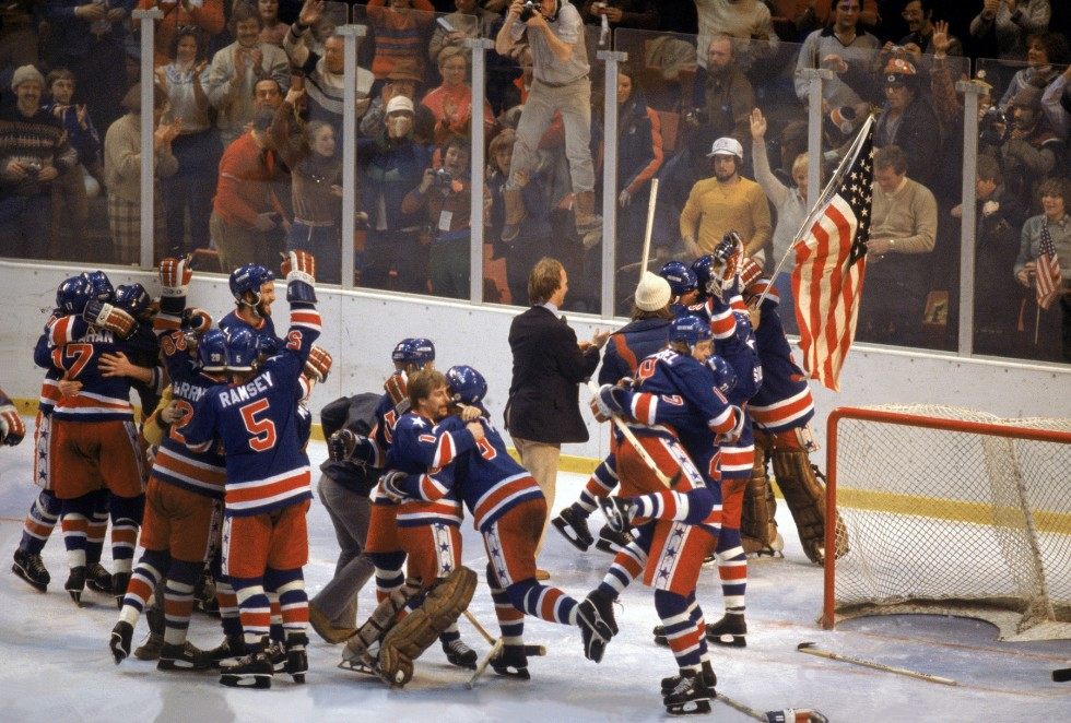 Miracle on Ice Hockey Team