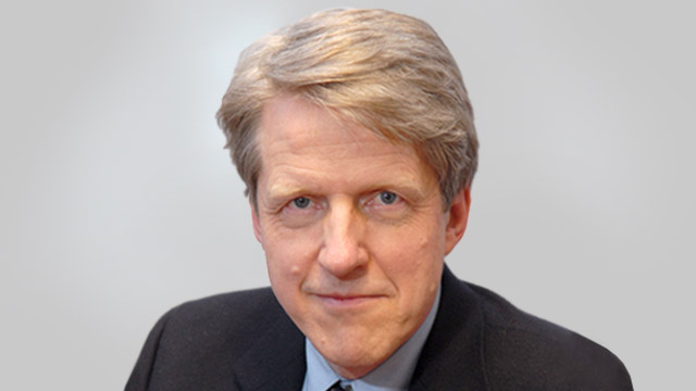 Robert Shiller and the Economy of the USA