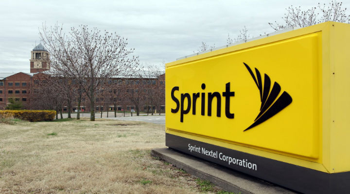 Sprint CFO and Quarterly Loss