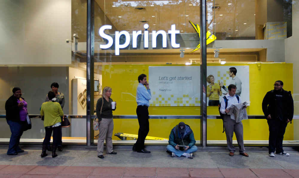 Sprint Names new COO