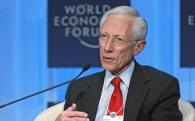 Stanley Fischer Inflation