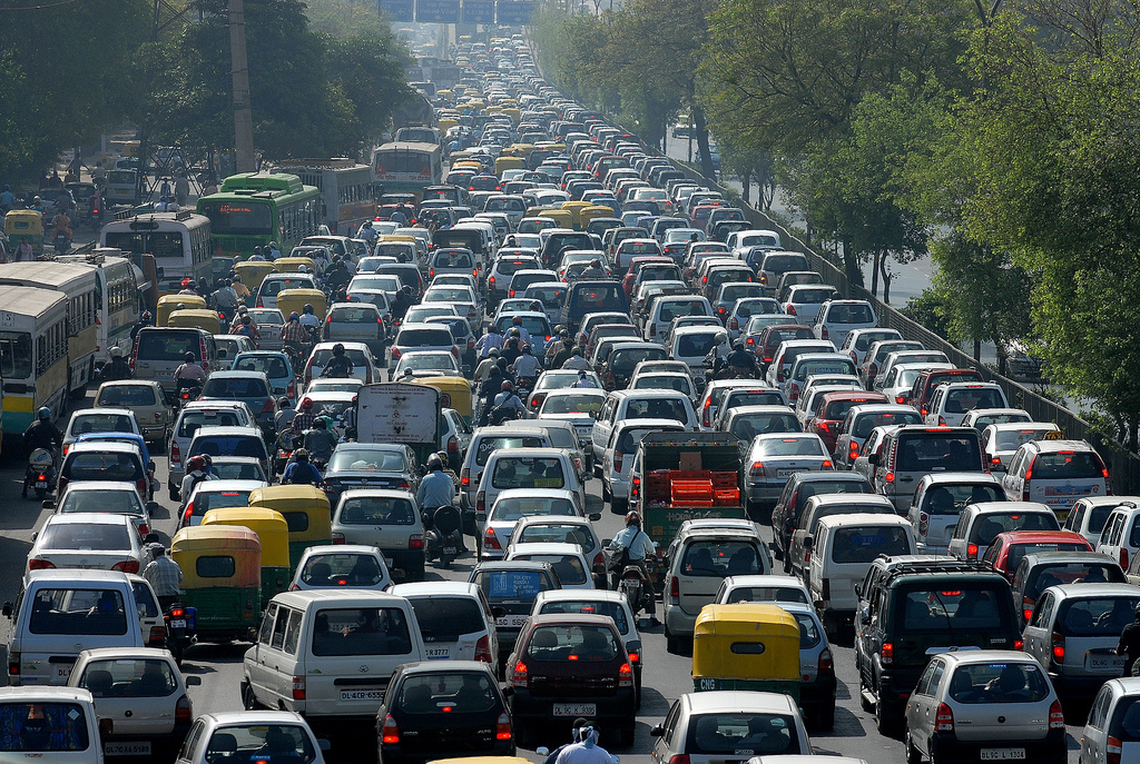 Traffic and the US Economy
