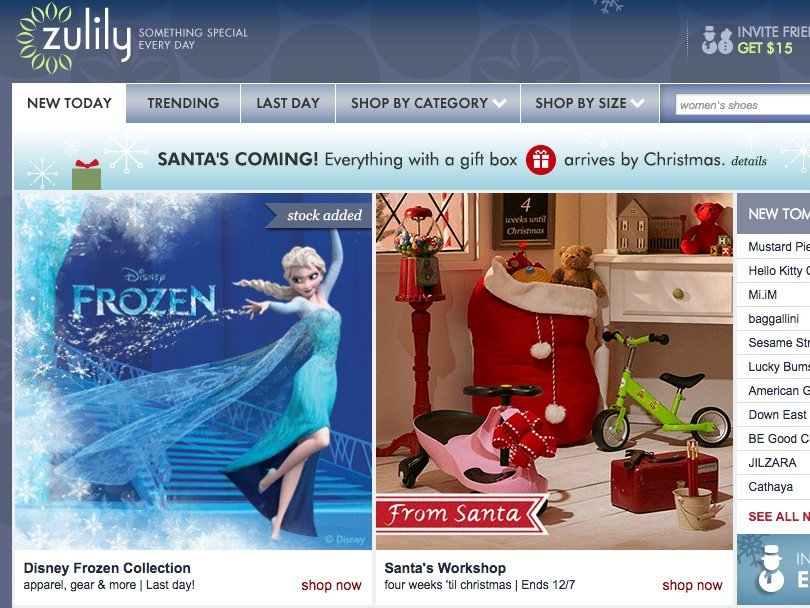 Zulily Acquired