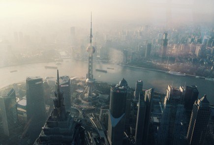 China Intervention Markets