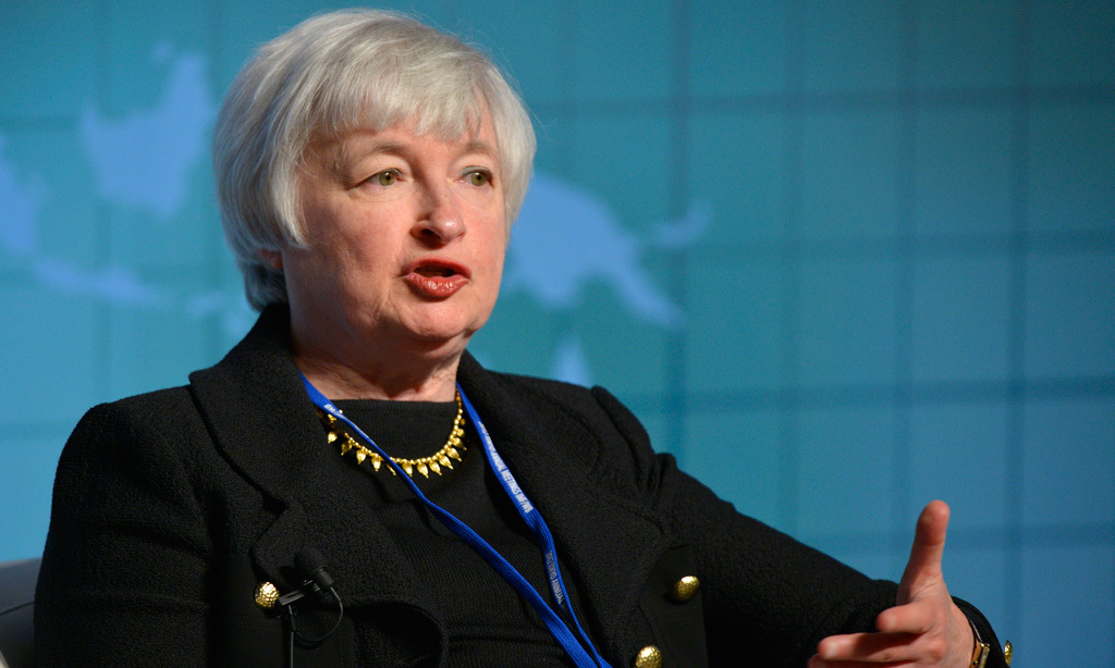 Janet Yellen Interest Rates
